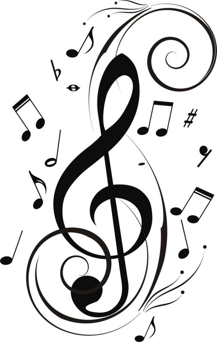748 Best Music Notes Images On Pinterest Song Notes Music Notes