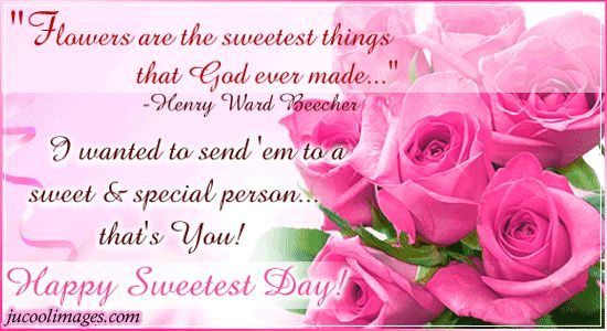 Sweetest Day - This post contains worlds best collection of the Origin Of Sweetest Day, Quotes, Greetings, Cards for celebration. Wish you all a very special Sweetest Day.