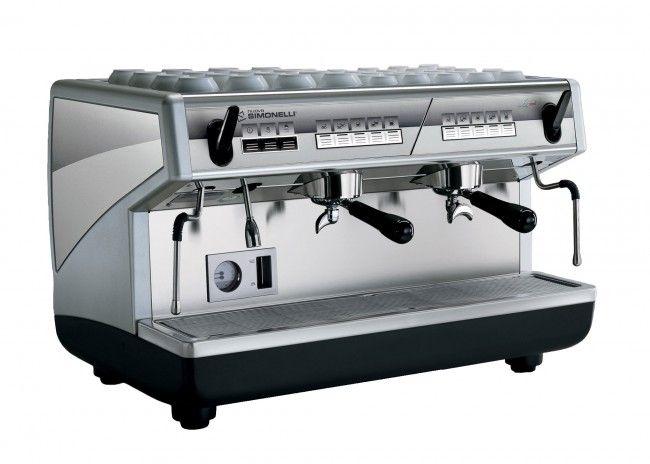 Nuova Simonelli Appia Volumetric Commercial Espresso Machine - 2 Group