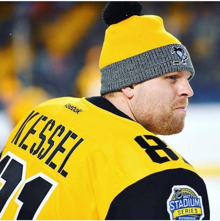 Phil Kessel, Stanley Cup Champion. Pittsburgh Penguins 2017 Stadium Series