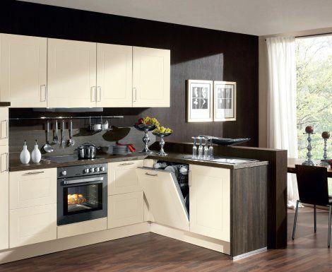 Moderní designová kuchyně Frieda. Kuchyně a spotřebiče jedné značky - gorenje. #kuchyně #design #interiér #domov #gorenje