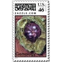 U.S. #postage #gemology #stamp