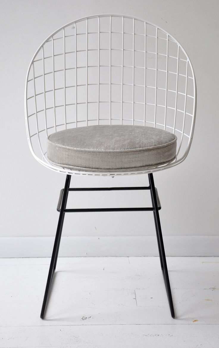 MODERN DESIGN |  a stnailess steel chair with a grey velvet seat .|www.bocadolobo.com/ #modernchairs #luxuryfurniture #chairsideas