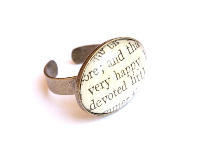 very happy ring