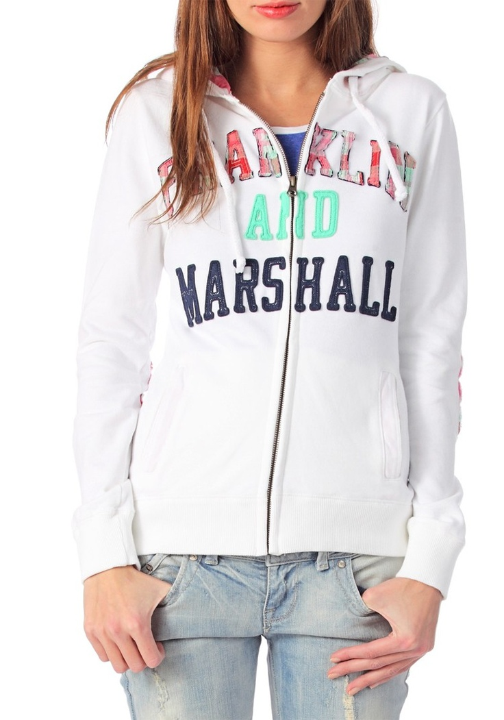 Franklin and Marshall Ζακετα με κουκουλαhttp://www.john-andy.com/women/franklin-and-marshall-hoodie-with-zipper.html