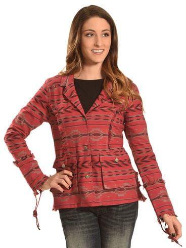 Ryan Michael Women's Beacon Blanket Jacket | Sheplers