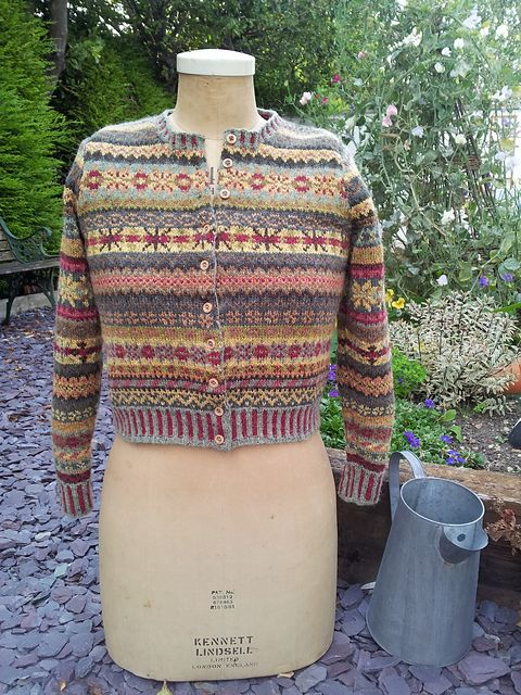 Ravelry: Orkney pattern by Marie Wallin