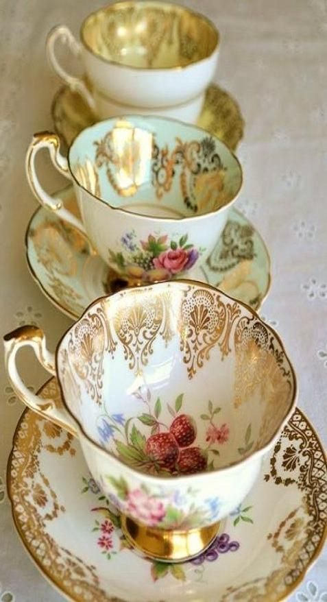 Tea / Pastries / China / Please Join Me On My Other Blog Recipe House.