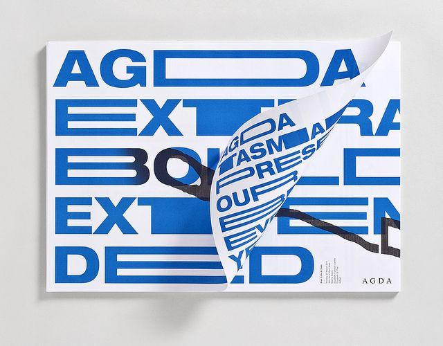 Every reform movement has a lunatic fringe - All sizes   AGDA tasmania poster by Toko   Flickr - Photo Sharing!