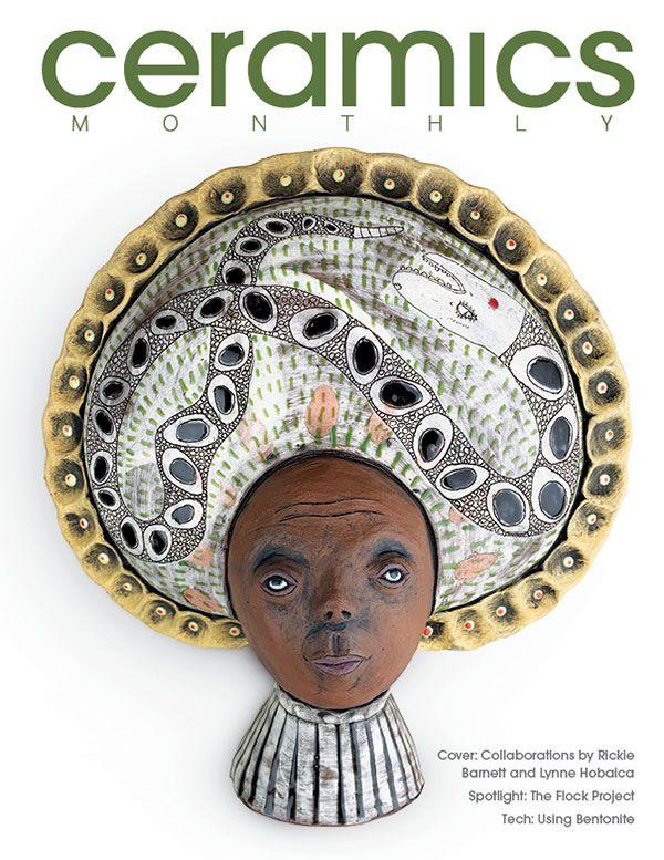 Ceramics Monthly March 2020 Issue In 2020 Ceramics Monthly Ceramic Art Ceramics