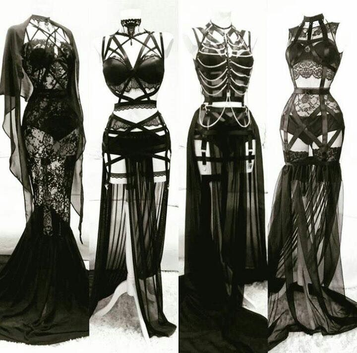 gothic sex outfits
