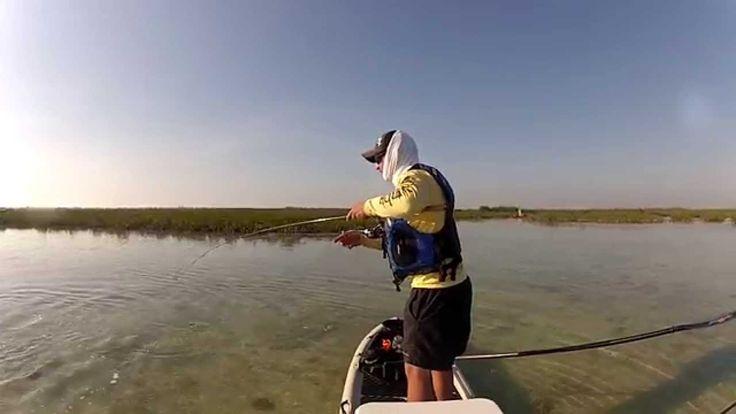 FL Keys Redfish from JK Paddle Board