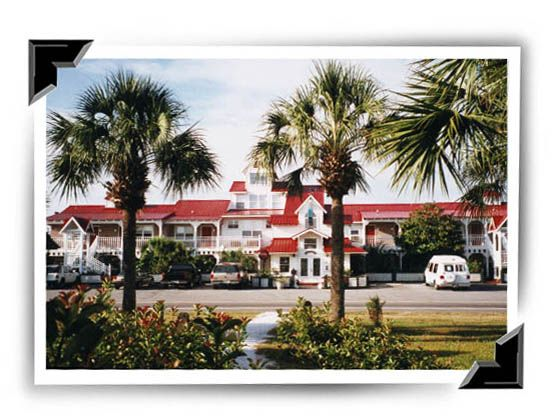 The Driftwood Inn, Mexico Beach, Flordia..One of my favorite places, right on the beach!