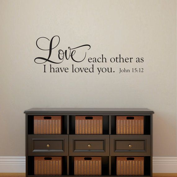 Love Each Other Bible: 17 Best Ideas About Love Each Other On Pinterest