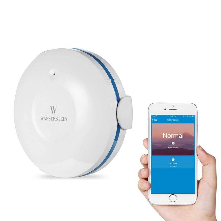 Wasserstein Smartwatersensor Smart Wi Fi Water Sensor For Flood