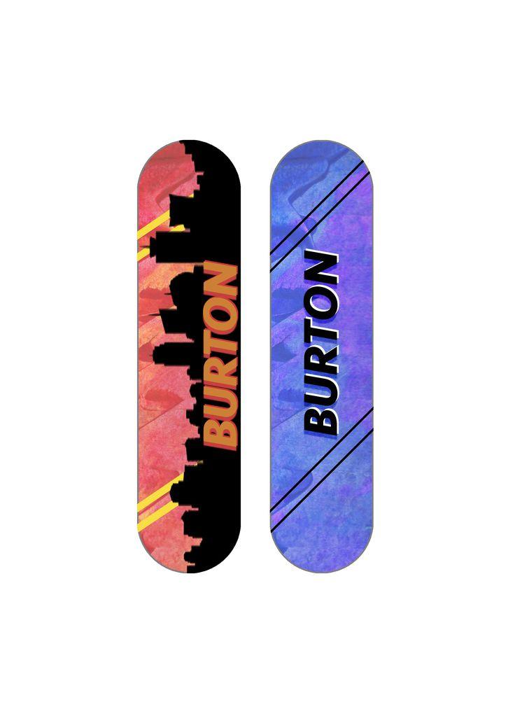 SkateBoard Pair 2