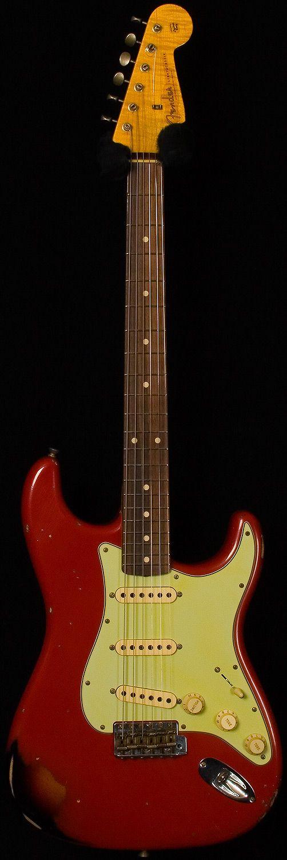 2014 NAMM '60 Stratocaster Heavy Relic | Custom Shop Stratocaster | Fender Custom Shop | Electrics | Wildwood Guitars