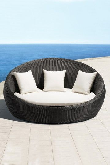 Zuo Modern Anjuna Bed. Love Big Outside Couches! $1598