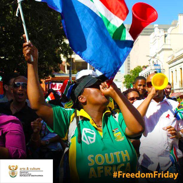 #FreedomFriday