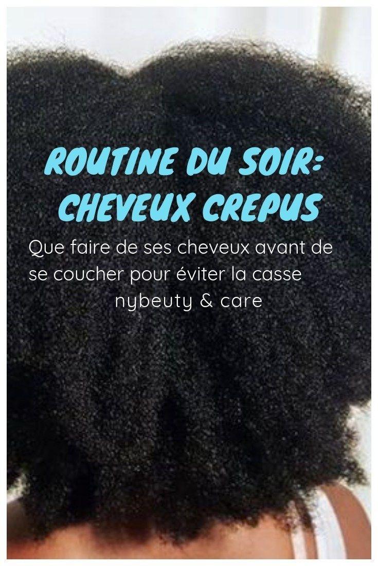 Programme du soir: cheveux crépus et bouclés – NYBeauty & Care   – Masque cheveux crépus