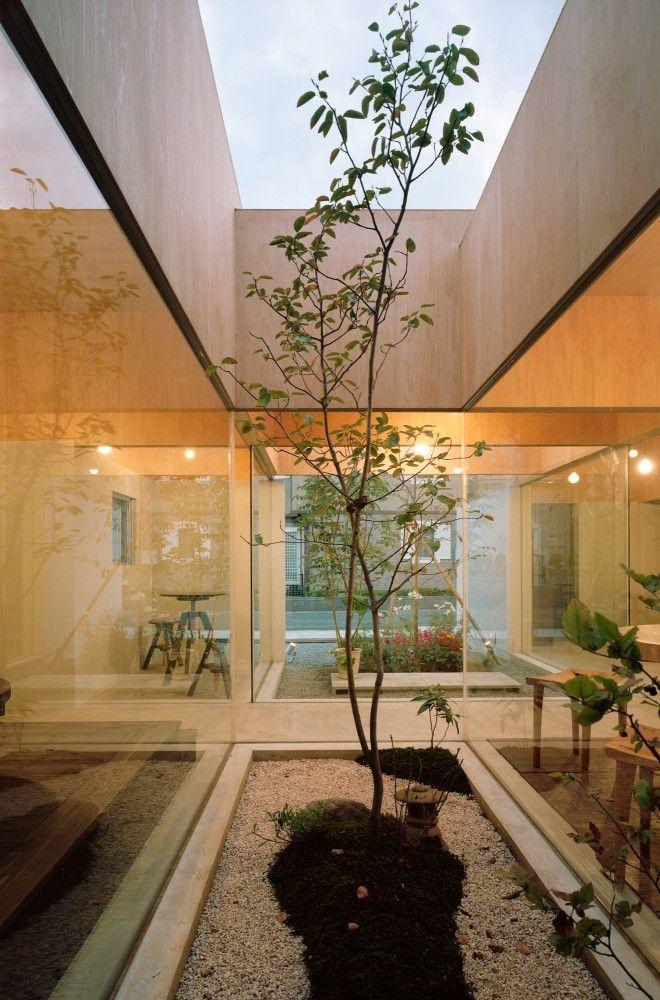 Hiroyuki Shinozaki Architects.