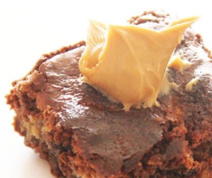Brownie Mantequilla de Maní