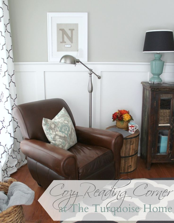17 Best Ideas About Cozy Reading Corners On Pinterest