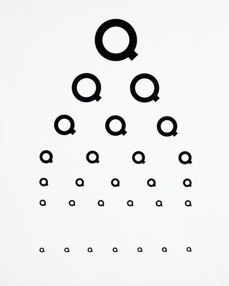 Tauba Auerbach - Eye Exam