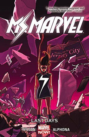 (Gr 9+) As the Marvel world collapses, Kamala gets the team up she's always wanted with her hero Carol Danvers, Captain Marvel.