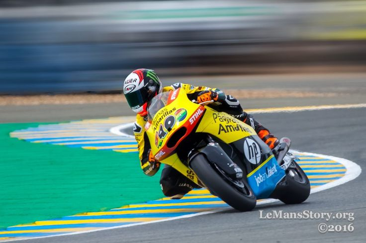 Moto GP Qualifying #MotoGP, Moto2, Moto3 Photos Le Mans 2016, Day 3.