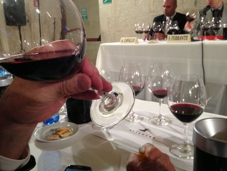 Wines of Puglia are Quite Exciting, Especially There!