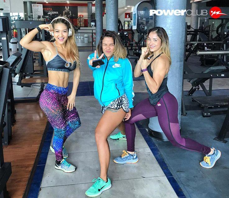 #Repost @karlitageovana  Bombón Burbuja y Bellota  Powerpuff Girls by @powerclubpanama  @yeraloo_  @officialmonical #YoEntrenoEnPowerClub