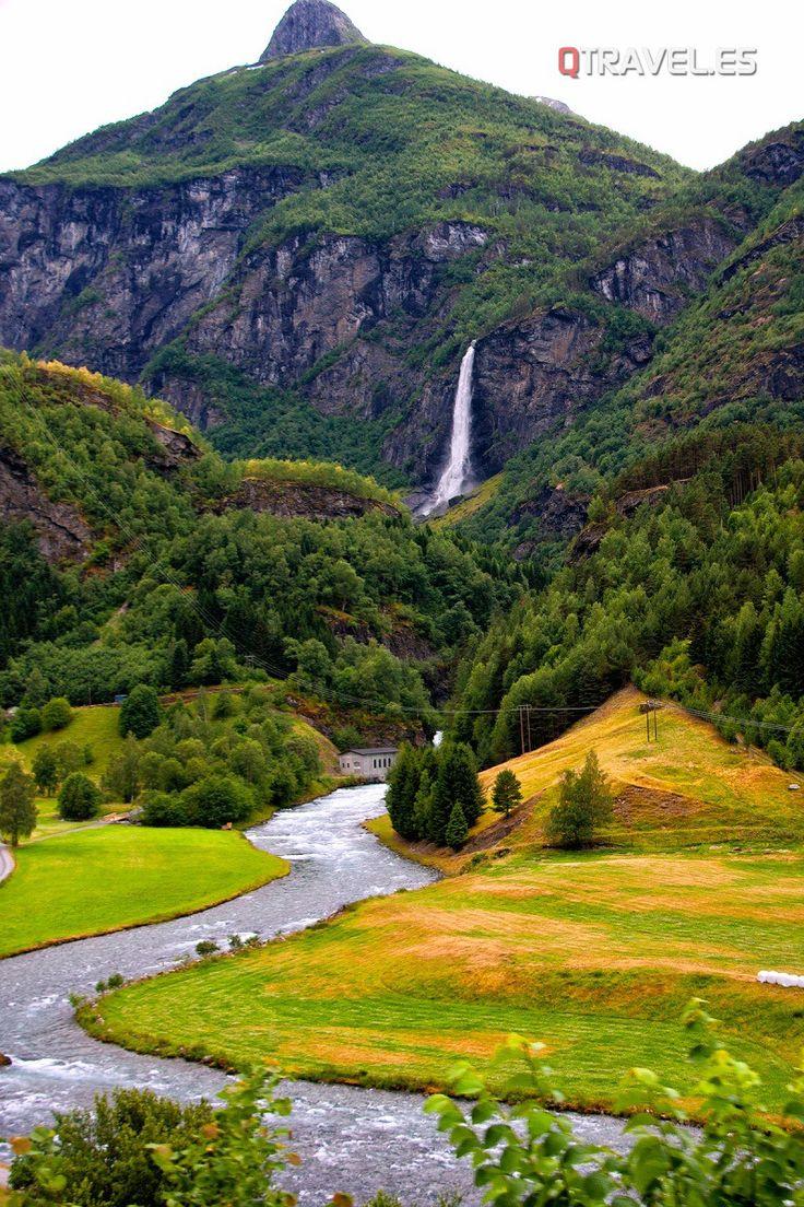 De Bergen a Oslo: Norway in a Nutshell