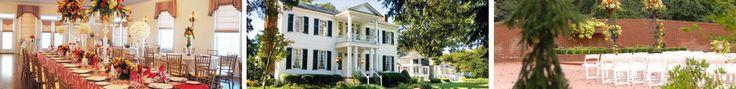 Atlanta Wedding Venues   All Inclusive Weddings in Georgia   Hazlehurst House