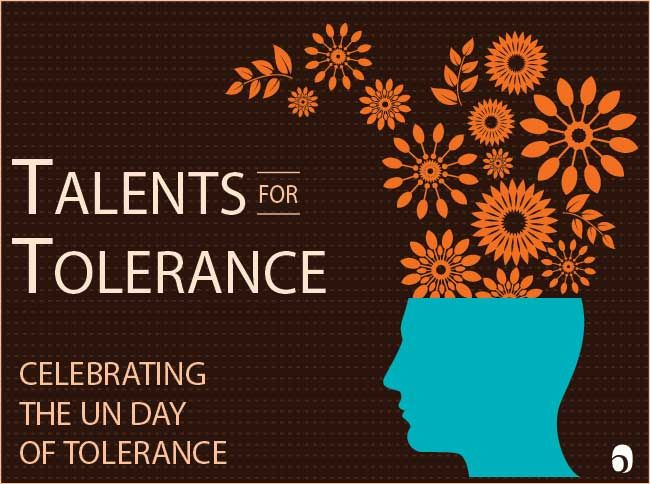 Celebrating Talents for Tolerance: Join the UN's International Day for Tolerance • Six SecondsSix Seconds