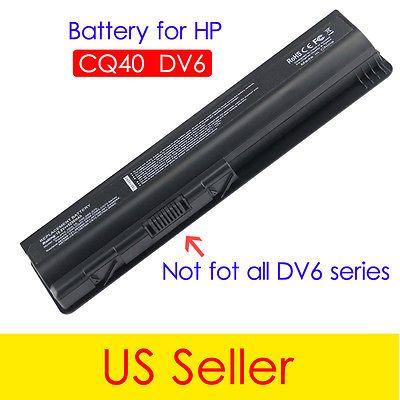 New spare HP Pavilion DV4 DV5 DV6-1000 CQ60 CQ61 484170-001 HSTNN-LB72 Battery
