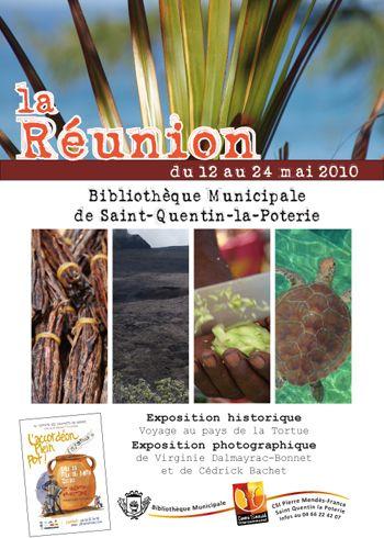 Expo photo Médiathèque Saint-Quentin-la-Poterie