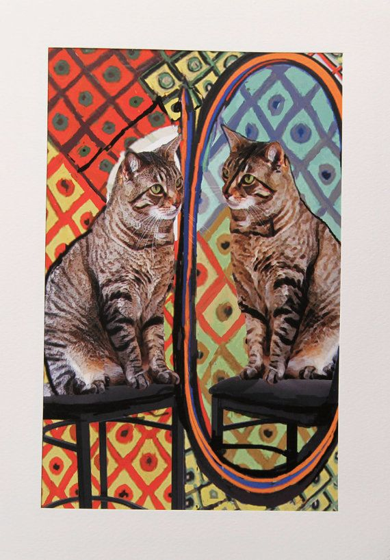 182 best Famous Artists Cats images on Pinterest | Cat art print ...