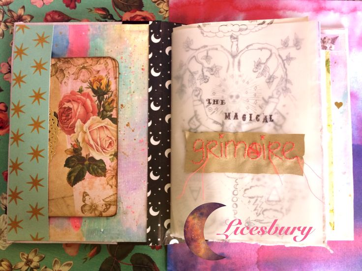 Grimoire by Licesbury