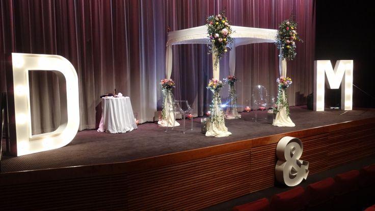The Princess Anne Theatre - Wedding Ceremony | Extra