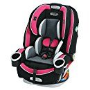 Graco 4ever All In One Convertible Car Seat.  AZALEA color.