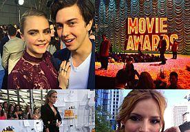 13-Apr-2015 11:09 - DIT DROEGEN JLO, SCARJO & MEER BIJ DE MTV MOVIE AWARDS!. Het is award season! Gisteravond vond de uitreiking plaats van de MTV Movie Awards in het Nokia Theatre in Los Angeles en natuurlijk hadden de hotste sterren hun mooiste pakjes aangetrokken om de show te aanschouwen en misschien wel een prijs in ontvangst te nemen. Bij award shows als de Oscars en de Golden Globes kun je voornamelijk galajurken verwachten, nou dat is absoluut niet het geval bij de MTV Movie...