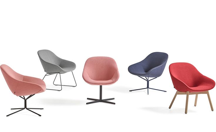 Beso Lounge Chair with Sledge Base by Khodi Feiz for Artifort