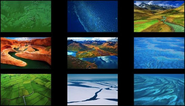 40+ secret gorgeous wallpapers in Mountain Lion for Mac