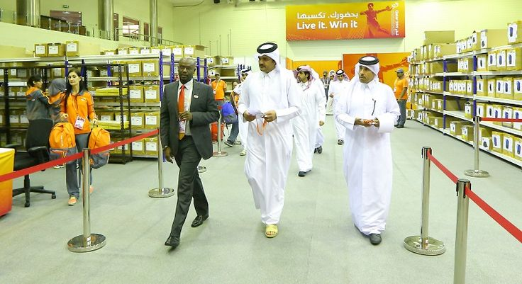 Qatar inspects facilities as preparations for Men's Handball World Championship enter final stages