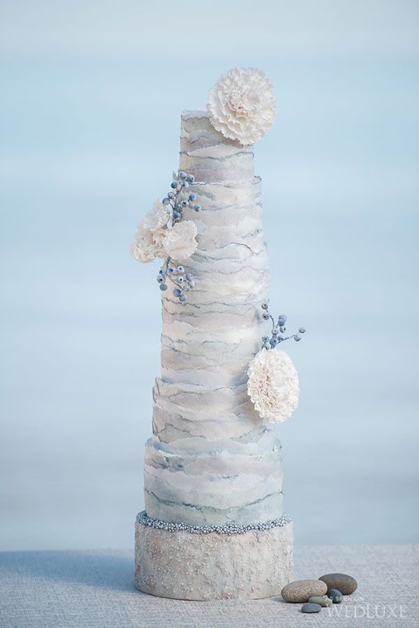 WedLuxe – By The Sea | Photography by: Krista Fox Photography Follow @WedLuxe for more wedding inspiration!