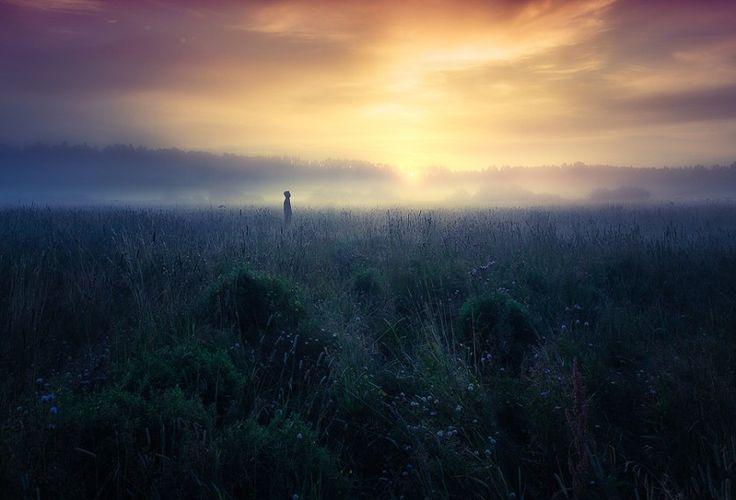 Пейзажные фотографии Мика Суутари (Mika Suutari) для обожателей ночной тишины!