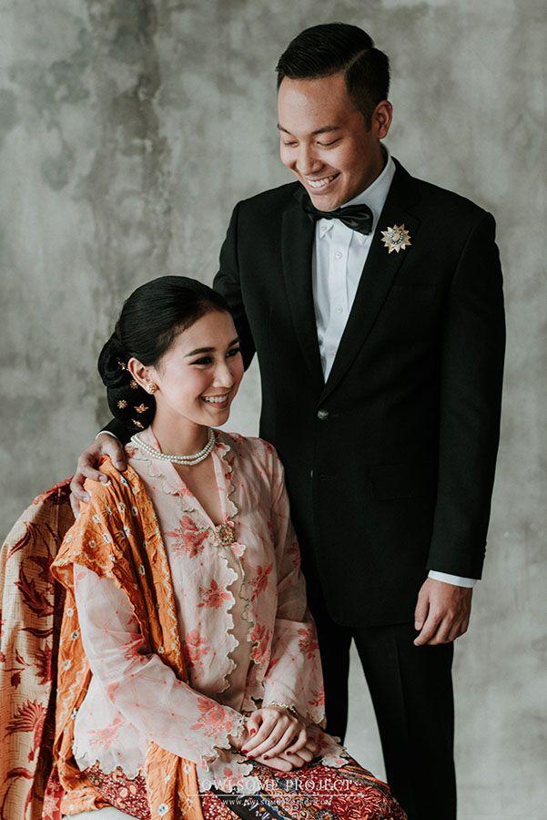 Foto Prewedding Yang Menampilkan Ragam Budaya Indonesia Dan Tetap Terlihat Modern Budaya Pernikahan Modern