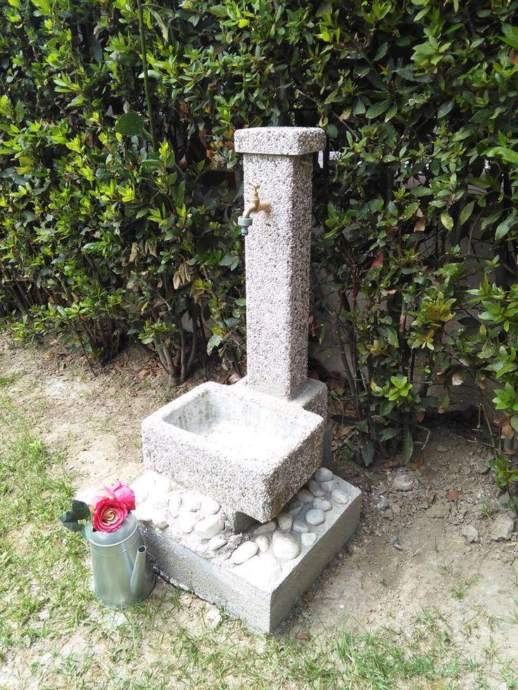 Extrêmement Oltre 25 straordinarie idee su Fontane da giardino su Pinterest  SR47