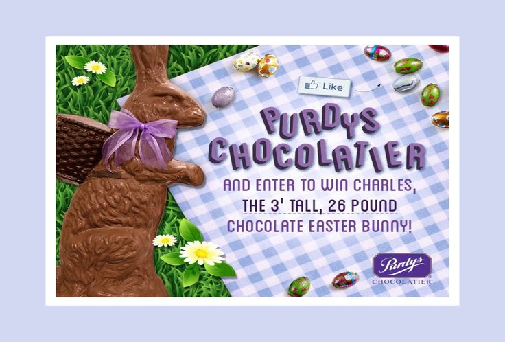 Find Purdy's contests and giveaways at Canadianfreestuff.com. Updated sweepstakes daily. Win with Purdy's brand chocolates -FREE!